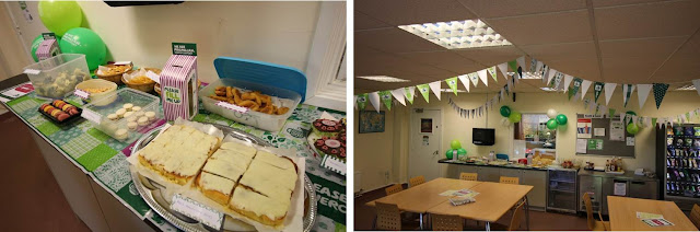 PKL Macmillan Coffee Morning 2015