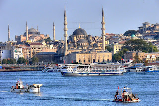 Istumbol | Islamic Architects | Islamic HDR Wallpapers