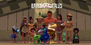 raven tales tv show, raven tales episodes, first nations cartoons, first nations videos in the classroom, first nations classroom resources