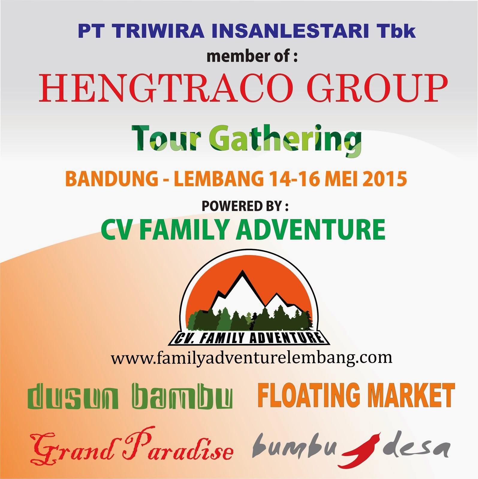 FAMILY GATHERING - TOUR GATHERING LEMBANG BANDUNG