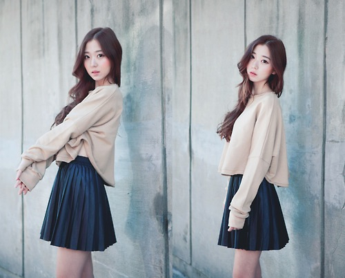 Outfits Ulzzang Invierno