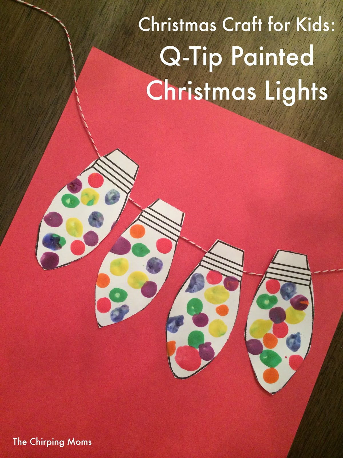 12 christmas crafts for kids to make this week the for Free christmas crafts for kids