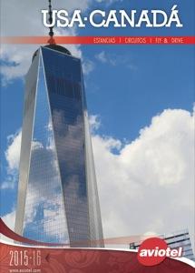 Aviotel Catálogo Usa y Canadá 2015 - 2016