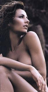 Cecilia Galiano Revista H Extremo Agosto 2006