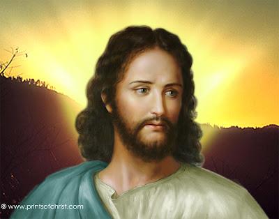 Jesus Face Wallpaper