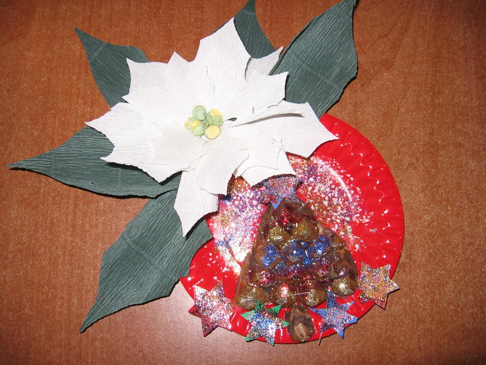 Decorazioni Di Natale Scuola Materna : Dalla a allo zucchero decorazioni natalizie per la scuola materna