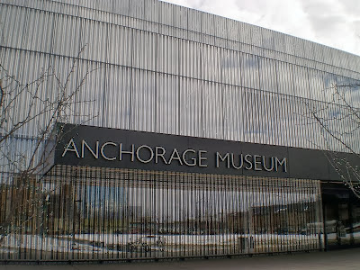Anchorage Museum Rasmuson Center Alaska