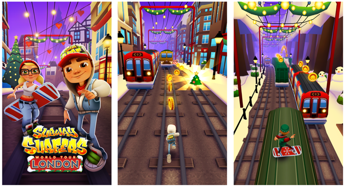 kiloo games subway surfers play online free