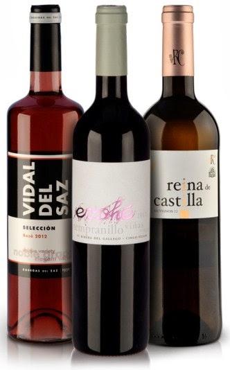 Spanisches Weinpaket zum Top-Preis