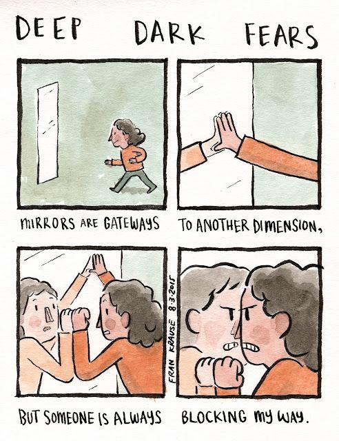 Mirrors Women