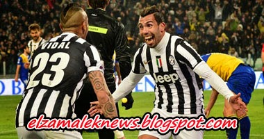 Tevez Argintian striker of Juventus