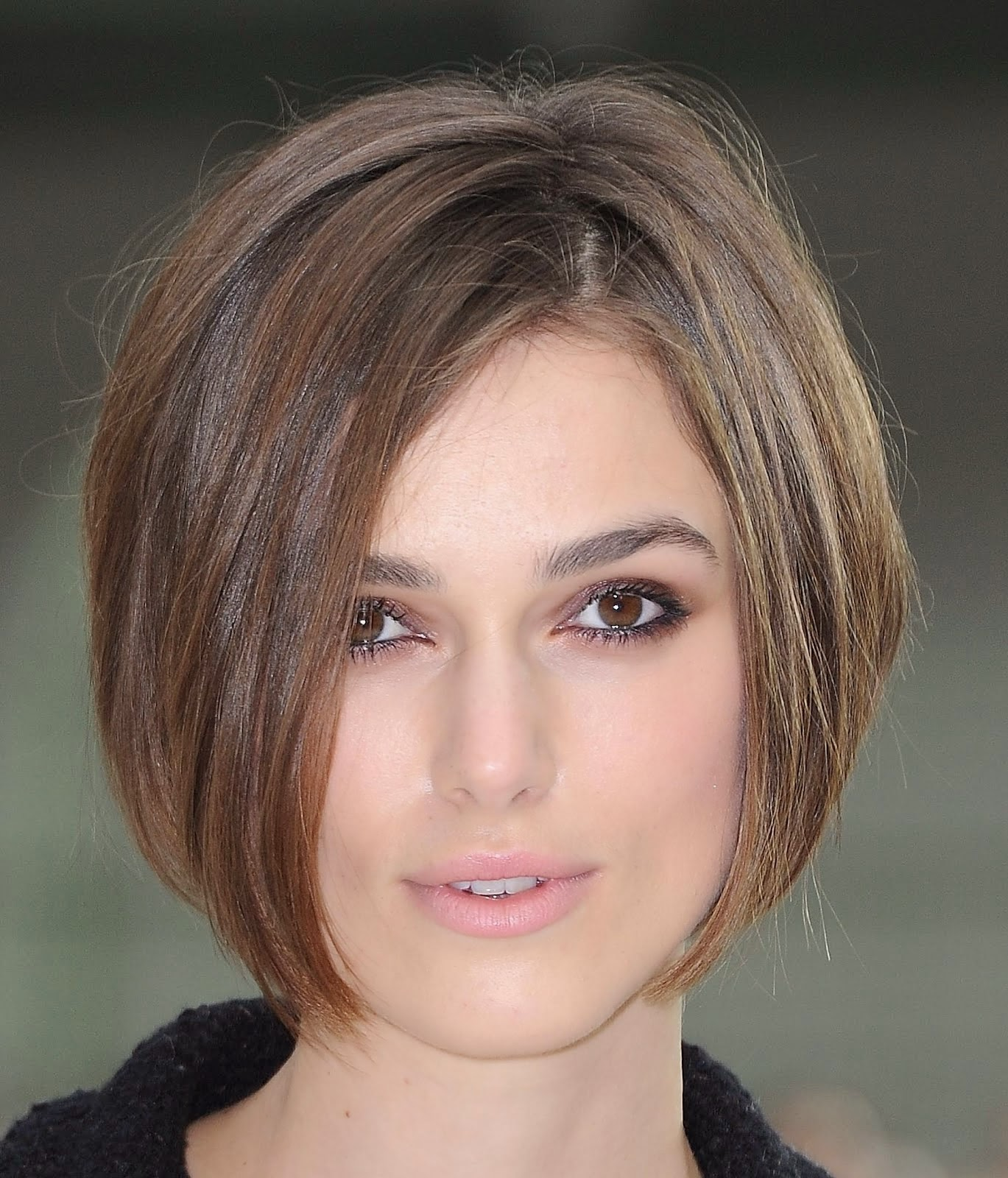 Prom Hairstyles: Cute Short Bob Hairstyle