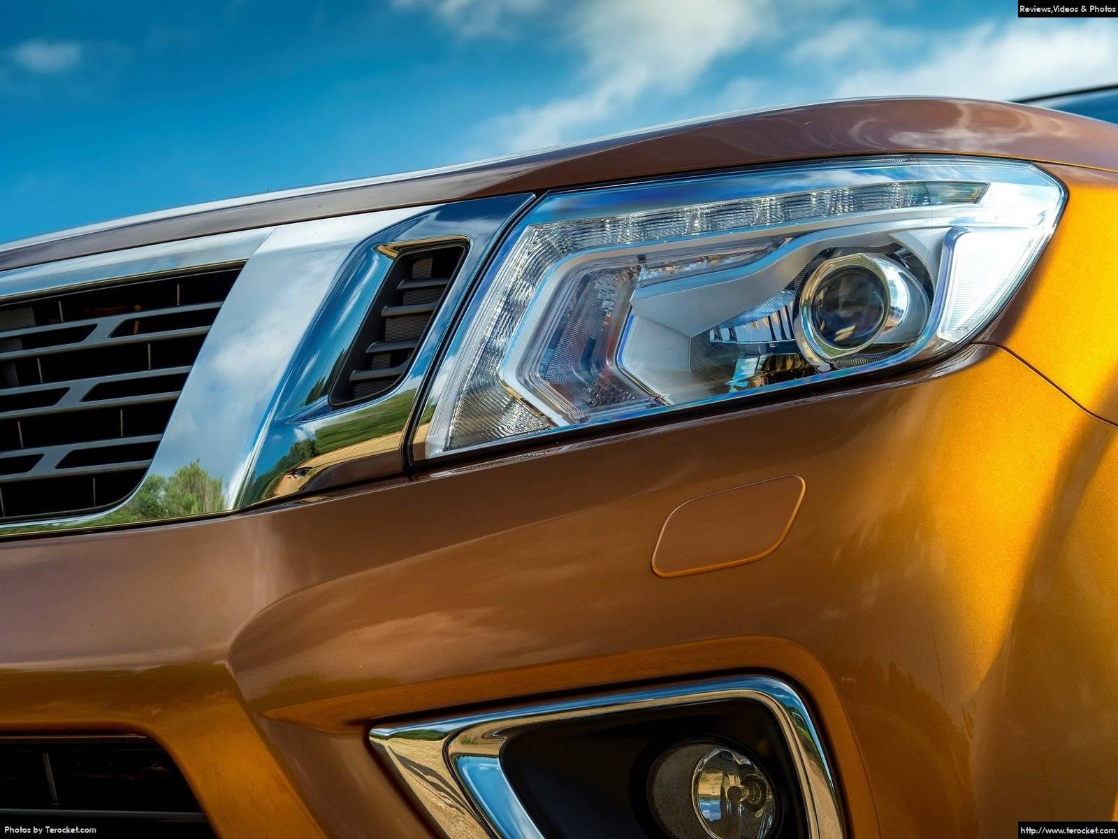 Hình ảnh xe ô tô Nissan NP300 Navara 2016 & nội ngoại thất