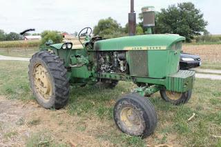 EQ-21394 John Deere 4020 tractor parts