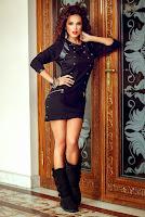 Rochie Ayla Neagra