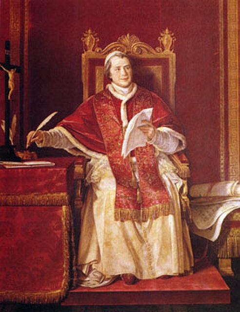 S.S. Pío Papa IX