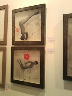 Estampa, 2013, Feria de arte, Exposiciones Madrid, Matadero, Blog de arte, Voa-Gallery, Yvonne Brochard, Cristina Moroño, Galería Rodriguez Juarranz, Aranda de Duero,
