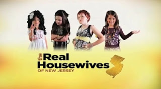 kids reenact The Real Housewives of New Jersey