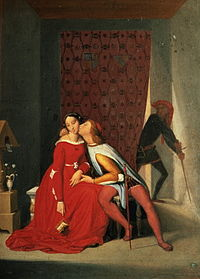 Most Famous Immortal Love Stories In History And Literature Paolo and Francesca