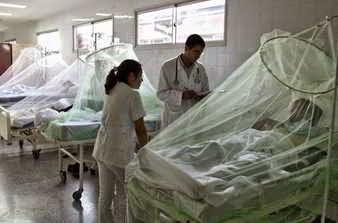 Incubadora con infectados