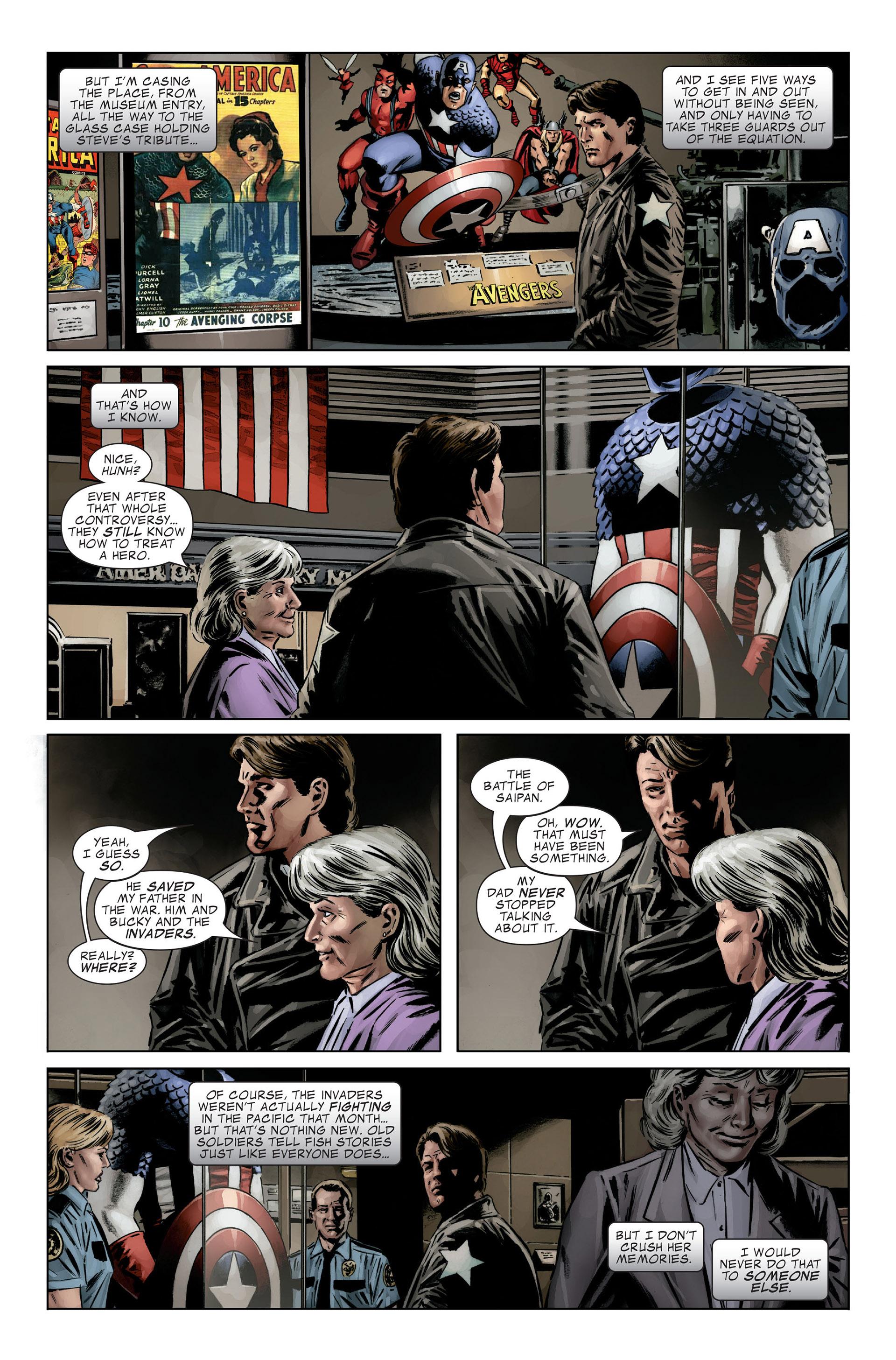 Captain America (2005) Issue #27 #27 - English 5