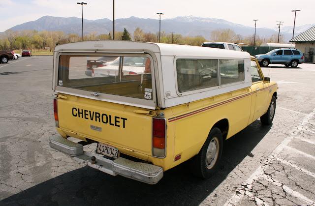 1978 Chevrolet Luv.