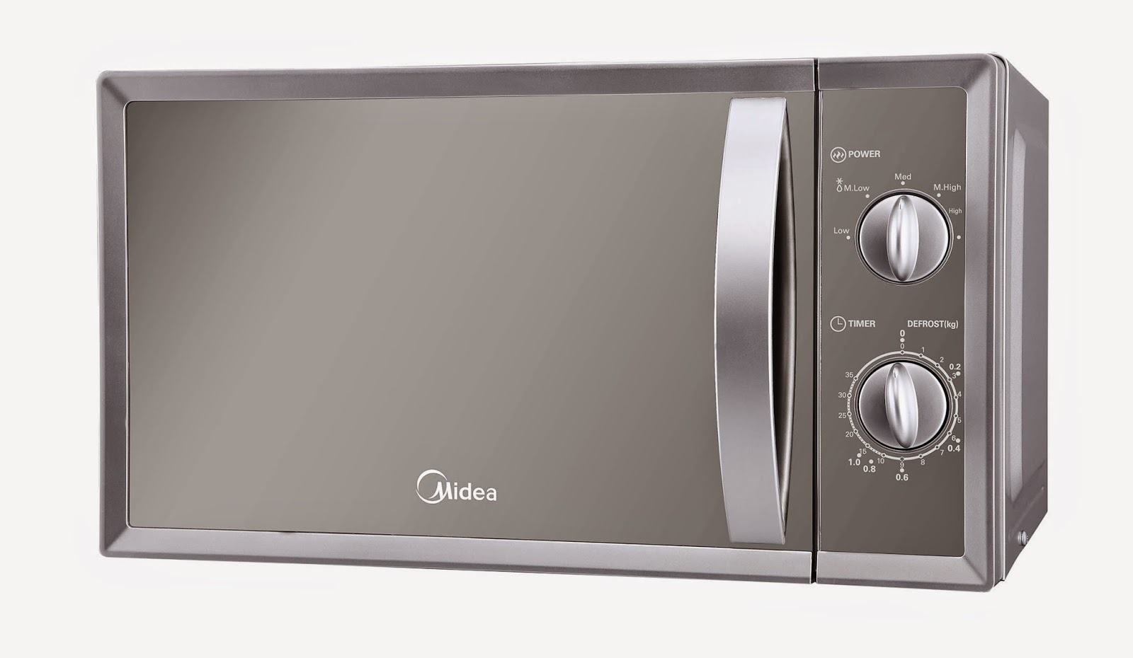 Quick Healthy Meals With Midea Microwave Oven