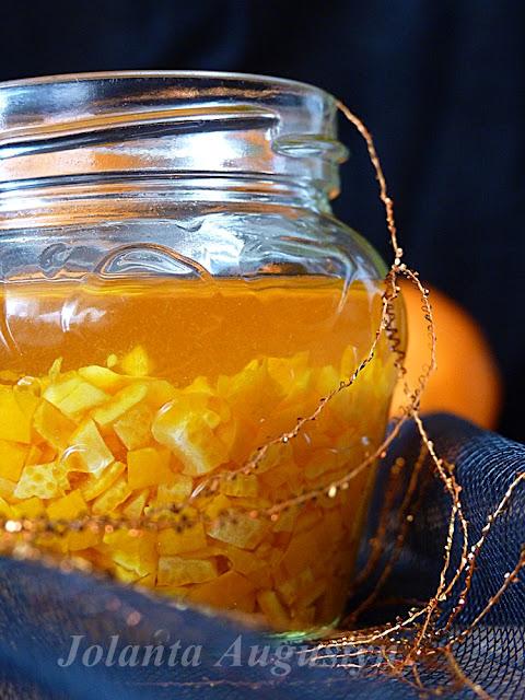 ekstrakt pomarańczowy