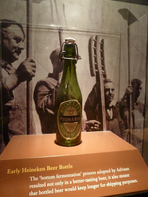first heineken bottle