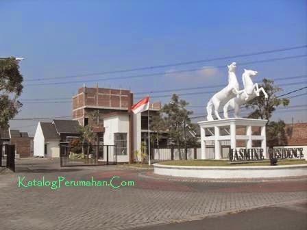 Main Gate Jasmine Residence