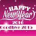 Good Bye 2015 And Welcome 2016 Wishes, SMS, Messages