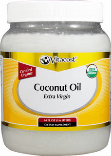 Best deal I have EVER seen on coconut oil!!! Organic, extra-virgin, cold pressed, in BPA-free jars and CHEAP! (Ordering this today!!)