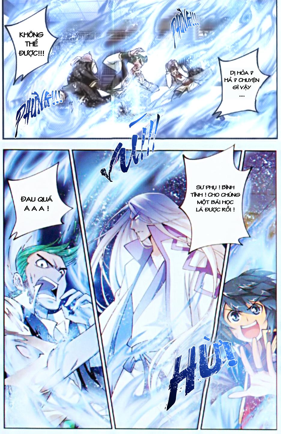 Đấu Phá Thương Khung chap 38 page 4 - IZTruyenTranh.com