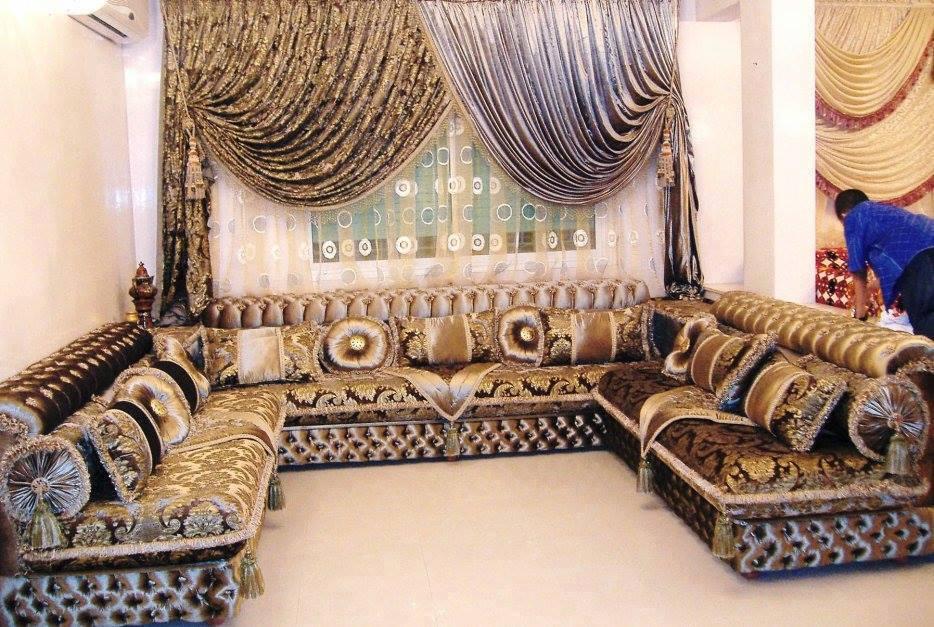 Salon marocain super design 2016 - Décoration Salon Marocain ...