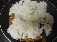 8 Green Peas Masala Rice