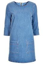Tunic Denim Dresses for Women