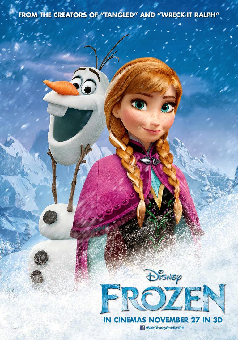 Anna olaf elsa hans and kristoff sven new posters - Olaf and anna ...