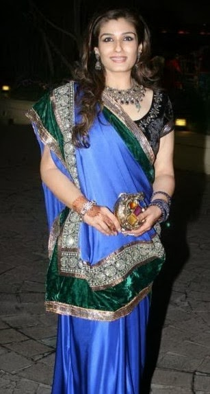 TRADITIONAL GUJARATI STYLE SAREE