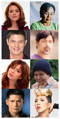 PMPC Star Awards for Movies 2014 Nominees