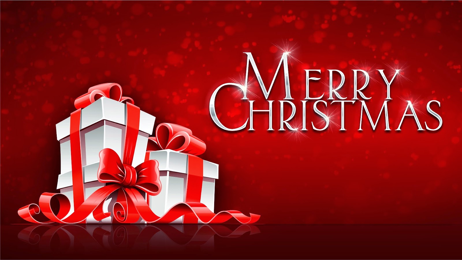 Merry Christmas Gift HD Wallpaper