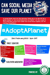 #AdoptAPlanet