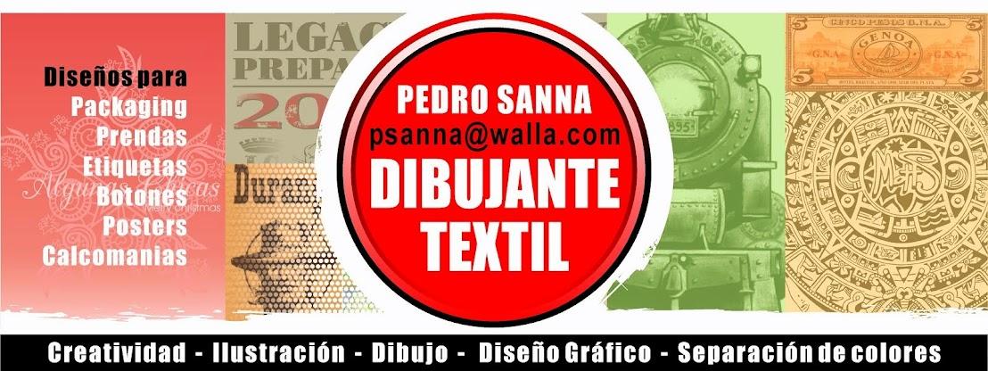 DIBUJANTE E ILUSTRADOR TEXTIL
