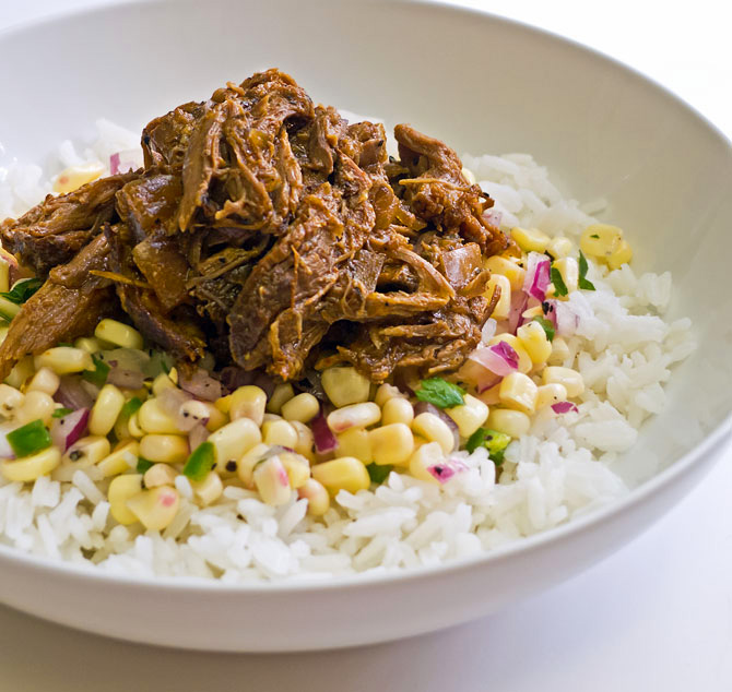 Cooking Weekends: Slow Cooked Pulled Pork