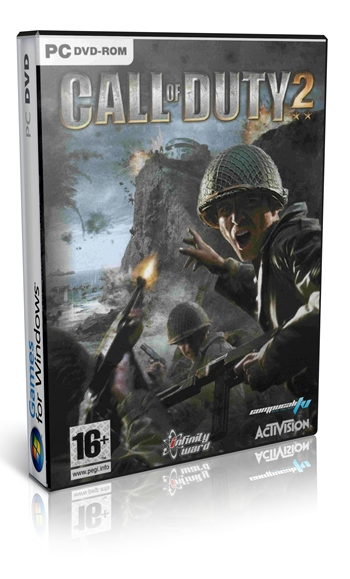 Call Of Duty 2 PC Full Descargar ISO DVD5