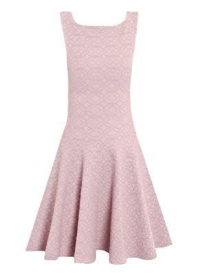 Grenade skater-skirt dress (102787)