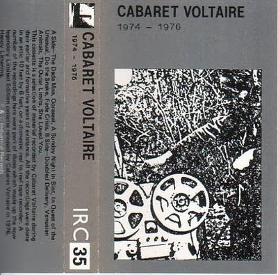 Cabaret Voltaire 1974 1976