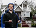 Rumah Mark Zuckerberg dan Kekasihnya Priscilla Chan - the facemash post