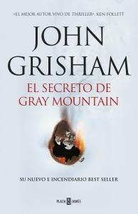 El secreto de Gray Mountain - Portada