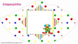 kit festa tema circo para imprimir grátis convite aniversário