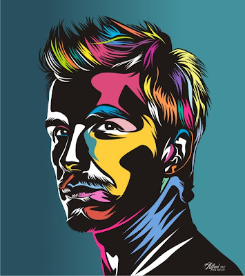 Vector Graphic- david beckham-download-gratis-cdr-PDF-berbagi-coreldraw